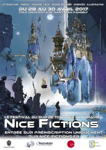 Affiche Nice Fictions 2017